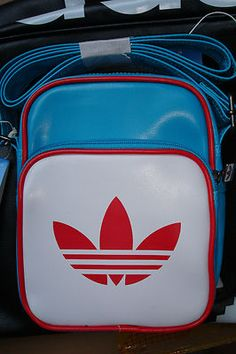 144dc4251a5 NEW RETRO ADIDAS SUPERSTAR WHITE VINTAGE MINI AIRLINE BAG LIMITED EDITION