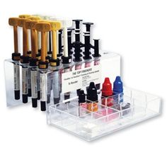 dental composite organizer