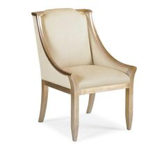 Sterling Reputation : Classic Contemporary : DINING - CHAIRS : CON-ARMCHA-009 | Caracole Furniture