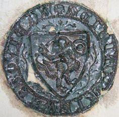 Pieczęć Warszawy z 1400 roku