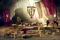 barnyard party styled by LO BJURULF