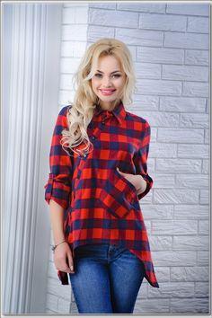 e48b2616d5a Стильная рубашка оригинального кроя  продажа