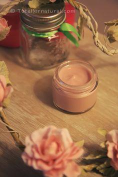 Mousse facial antiarrugas con aceite de germen de arroz (contiene Q-10) y malva