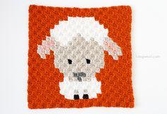 Ravelry: Zoodiacs Sheep Graph pattern by ChiWei Ranck