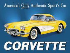 Corvette  - 1958