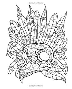 AmazonSmile Venetian Masks Coloring Book For Adults