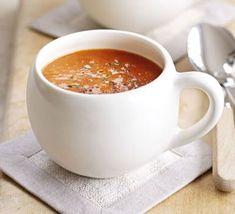 dj's kitchen: Tomato Basil Soup
