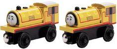 Thomas Wooden Railway: Bill & Ben Engines Set Shop Online - iQToys.com.au