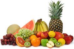 Los gustos de la fruta en el extranjero