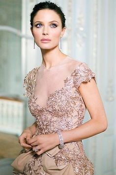 georgina chapman--founder and designer of 'marchesa'