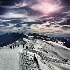 my absolute favorite spot in Austria. Many wonderful memories here in Alpbach Tirol.