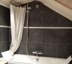 Barre rideau de douche circulaire GalboBain et baignoire Evok de Jacob  Delafon fd9d9684eec1
