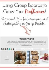 Using Group Pinterest Boards to Grow Your Pinfluence