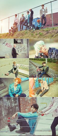 Bts The most beautiful moment in life ♥
