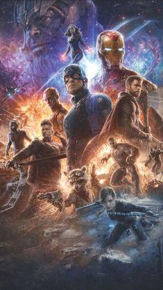 After the devastating events of Avengers: Infinity War, the universe is in ruins due to the efforts of the Mad Titan, Thanos. Marvel Dc Comics, Marvel Avengers, Marvel Films, Marvel Fan, Marvel Characters, Marvel Heroes, Captain Marvel, Captain America, Marvel Universe