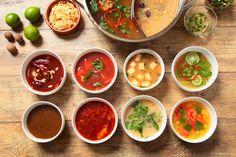 スープのコンビネーション