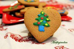 Mutfağımdan: Yilbasi Kurabiyeleri (Gingerbread Cookies)