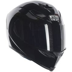 CASCO AGV K-5 BLACK.