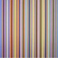 RA 2 - Bridget Riley 1981 - Silkscreen on paper