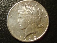 1925 Silver Peace Dollar Charleston Dance, Women Right To Vote, 1920s Photos, Lie Detector, Peace Dollar, History Of India, Old Money, Smarty Pants, Coins