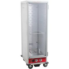 Avantco Full Size Insulated Heated Holding / Proofing Cabinet with Clear Door - Electrical Connection, No Cook Meals, The Unit, In This Moment, Doors, Canning, Cabinet, Food Items, Design