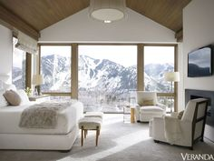A Sleek Aspen Colorado Home Tour - Lauren Nelson
