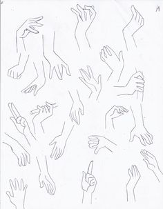 Hand Study 1 by Zeleny-chan on DeviantArt Human Face Sketch, Human Drawing, Drawing Base, Drawing Tips, Drawing Reference, Drawing Hands, Drawing Ideas, Hands On Face, Fashion Figures