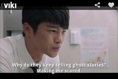 The Masters sun. Seo in guks character weak for ghosts