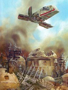 Star Wars - Kyle Katarn's spaceship the Moldy Crow