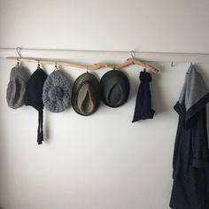 帽子ディスプレイ壁掛け収納