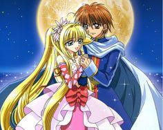 Kaito y Lucia - Mermaid Melody Pichi Pichi Pitch
