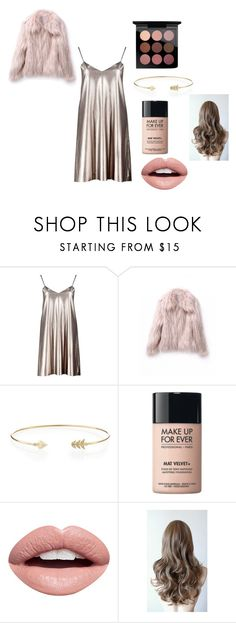 """Jade Thirwall: Shoutout To My Ex Look!!"" by maggiehoeser on Polyvore featuring Boohoo, mizuki, MAKE UP FOR EVER and Nevermind"
