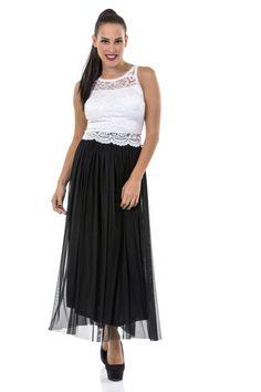 Midi Skirt, Skirts, Tops, Fashion, Moda, Fashion Styles, Shell Tops, Skirt, Fashion Illustrations