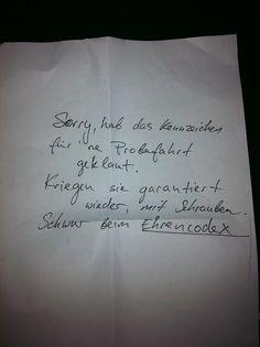 DER FINDER BEKOMMT EINE SÜßIGKEIT - NOTES OF BERLIN