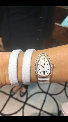 Bvlgari Serpenti, Watches, Diamond, Accessories, Style, Fashion, Swag, Moda, Wristwatches