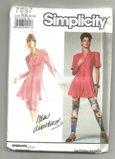 Check out this item in my Etsy shop https://www.etsy.com/listing/269603304/uncut-7097-simplicity-sewing-pattern
