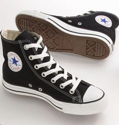 Converse Chuck Taylor All Star High-Top Shoes