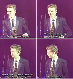 Thomas Sangster- Moët BIFA 2015 -Thomas Brodie-Sangster announce 2015 Moet British Independent Film Awards (BIFA) Nominations at The Edition Hotel at The Edition Hotel, - London, United Kingdom - Tuesday 3rd November 2015