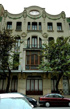 Art Nouveau Architecture, Gaudi, Where To Go, Trip Planning, Italy, Dubai, Madrid, Explore, Mansions