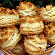 Hungarian Cuisine, Bread Recipes, Nutella, Food To Make, Biscuits, Bakery, Food And Drink, Dessert Recipes, Yummy Food