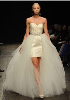 Convertible Wedding Dresses Gowns 2013 Fashion | fashion ideas