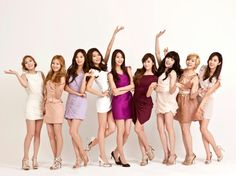 SNSD ♥ Girls' Generation 소녀시대 OT9