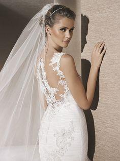 Tienda de vestidos de novia en Palma de Mallorca, Vestido de novia RUANDA