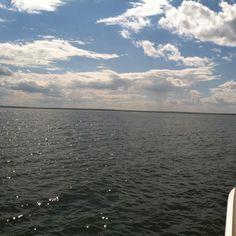 Parshall Bay, Lake Sakakawea North Dakota
