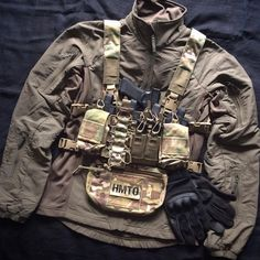 @ufprogear fantastic Hunter FZ Jacket in RAL7013 Brown Grey, @ferroconcepts…