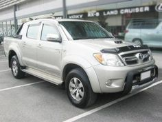 Used Toyota Hiluz for sale from japan!! More Info: http://www.japanesecartrade.com/mobi/cars/toyota/hilux+pick+up #Toyota #Hilux #JapanUsedPickups