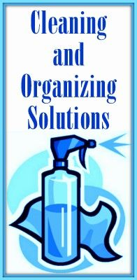 38 Cleaning and Organizing Solutions