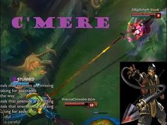 GET OVER HERE - League of Legends https://www.youtube.com/watch?v=aMg4TuxFaQc&feature=youtu.be #games #LeagueOfLegends #esports #lol #riot #Worlds #gaming