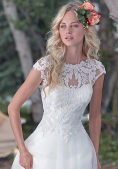 Maggie Sottero Chandler Ball Gown Wedding Dress