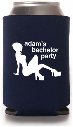 0005f31e Check out this cool design from Totallyweddingkoozies.com Wedding Koozies,  Wedding Favors For Guests
